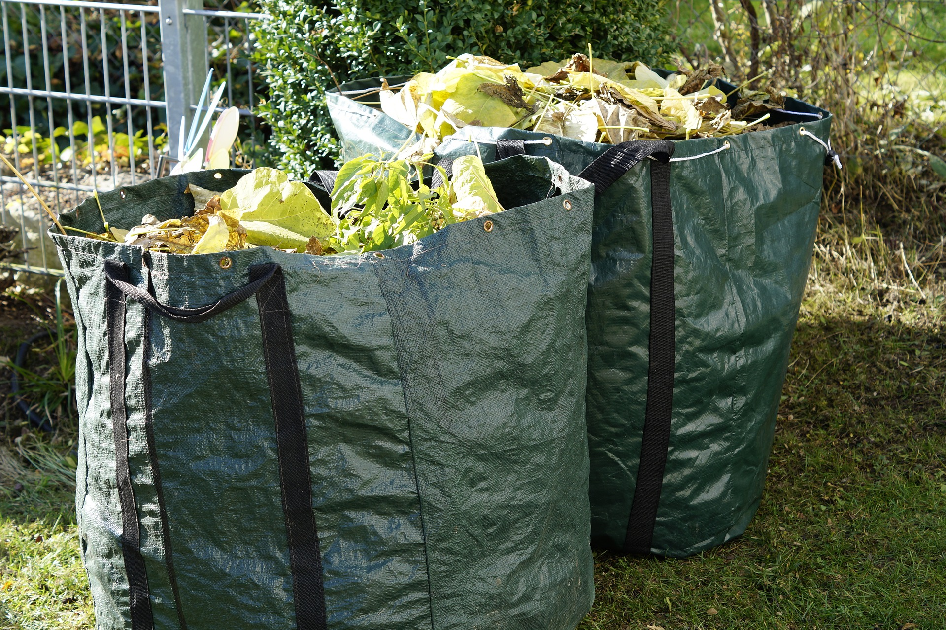 danjos garden waste collection