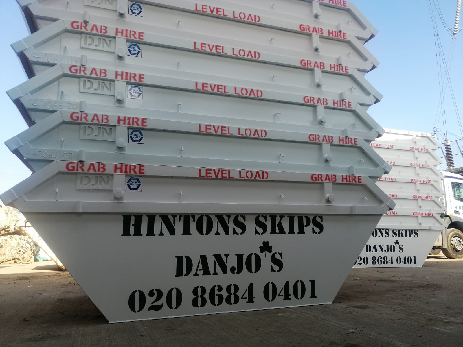 one day skip hire Coulsdon