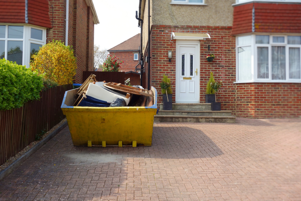 Domestic Skip Hire - Hiring a Skip For Your Household in Croydon