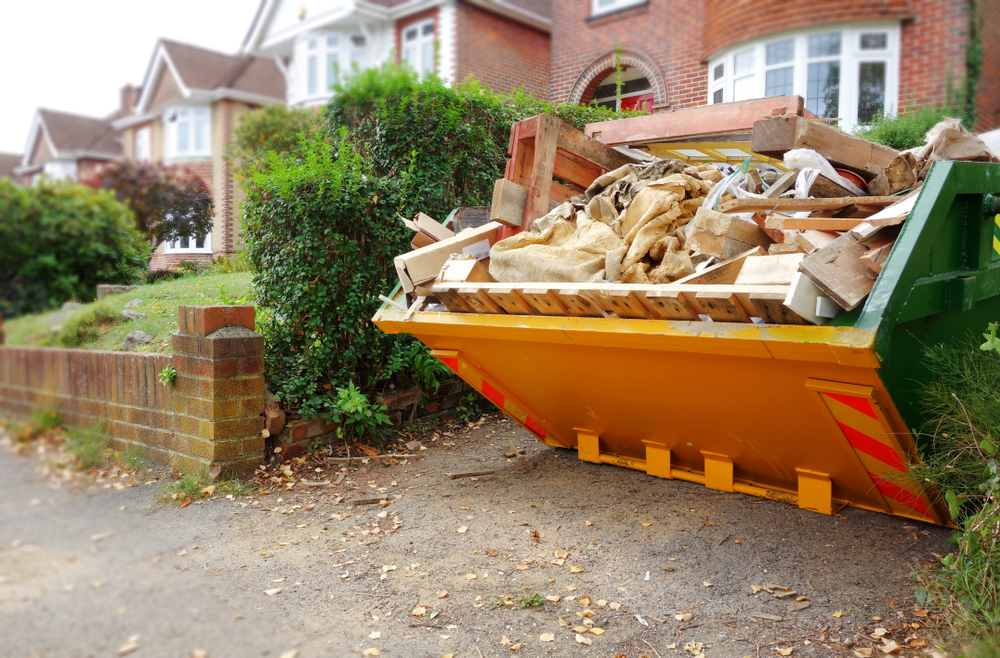 our skip hire guide from mini to maxi